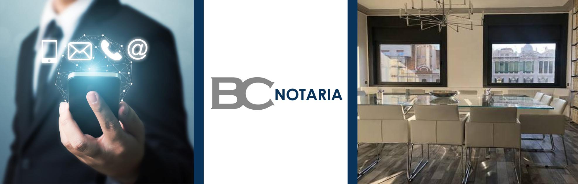 Bc Notaria Cita